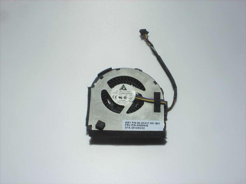DELTA KSB0405HA Cooling FAN for Lenovo ThinkPad X220 X220i X230 X230i