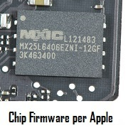 chip firmware apple