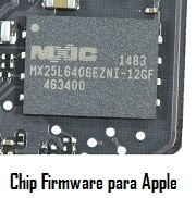 Chip Firmware para Apple